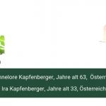 Erfahrungsbericht der Epilepsie-Patientin Ira Kapfenberger und Ihrer Mutter aus Österreich
